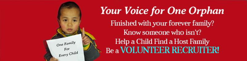 Volunteer Recruit