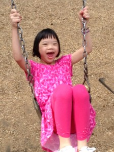 Lucy swing