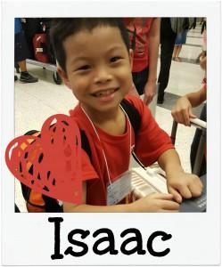 Issac host