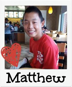 Matthew Host