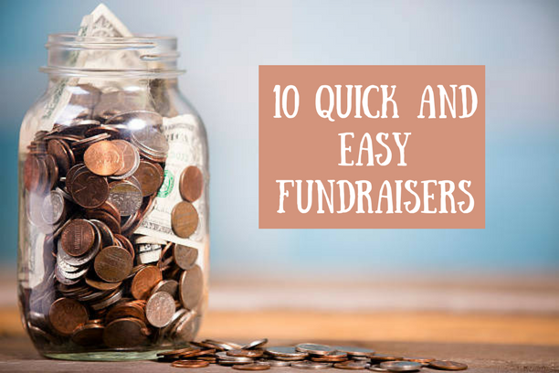 Quick Fundraising Ideas Orphan Hosting